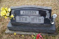 Lola Ilene <i>Meadors</i> Allison