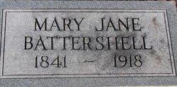 Mary Jane <i>Vickroy</i> Battershell