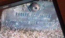 Robert Lee Bobbie Albers