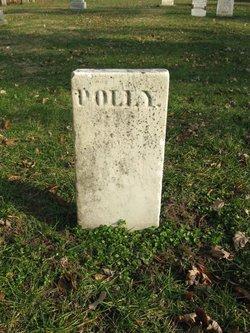 Mary Polly <i>Wilcox</i> Peters