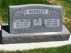 Mrs Helen Marie <i>Rudy</i> Merkley