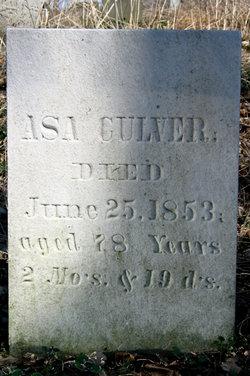 Asa Culver
