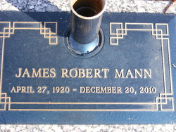 James Robert Mann