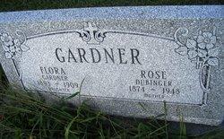Rose <i>Dubinger</i> Gardner