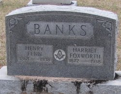 N. Harriet <i>Foxworth</i> Banks