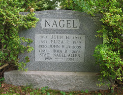 Staci Jo <i>Nagel</i> Allen