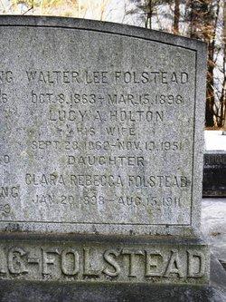 Walter Lee Folstead