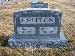 Ida Olive <i>Lynch</i> Britton
