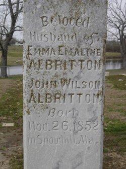 John Wilson J.W. Albritton