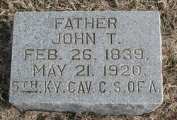 John T Honey