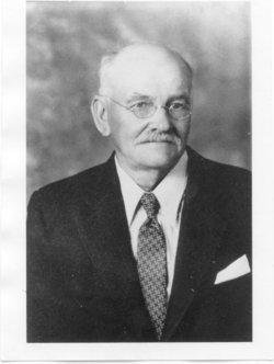 Joseph Henry Bergdall