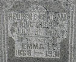 Emma Elzora <i>Baker</i> Chatham - Pickens