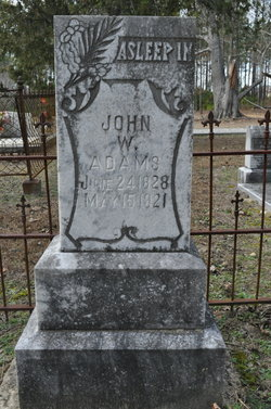 Corp John W Adams