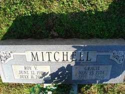 Roy Virgil Mitchell