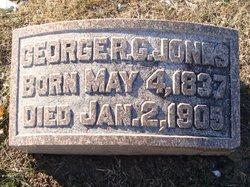 George G Jones