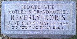 Beverly Doris Needel