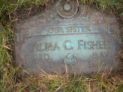 Alma Charlotte Dolly Fisher