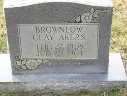 Brownlow Clay Akers