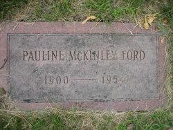 Pauline <i>McKinley</i> Ford