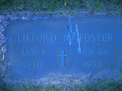 Clifford M Foster
