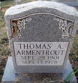 Thomas A Armentrout