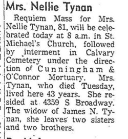Nellie <i>Cummings</i> Tynan