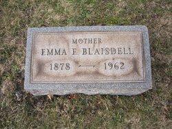 Emma Emmy <i>Lotz</i> Blaisdell