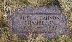 Amelia Telle <i>Cannon</i> Chamberlin