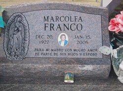 Marcolfa Franco