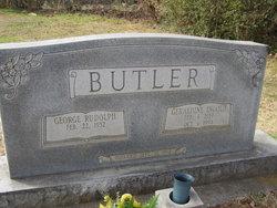 Geraldine <i>Ingold</i> Butler