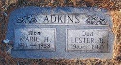 Marie H. Adkins