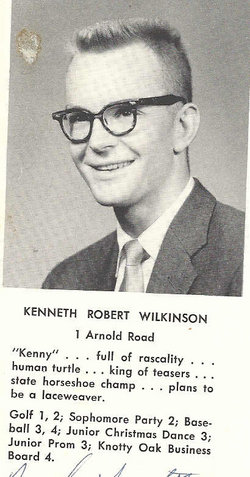 Kenneth R. Pop Big Ken Wilkie Wilkinson