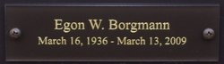 Egon W. Borgmann
