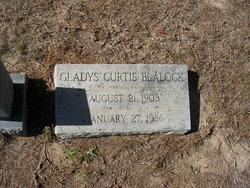 Gladys <i>Curtis</i> Blalock