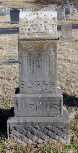 Lodusca Adaline Lewis