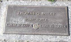 Thomas G. Bailey