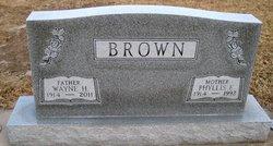 Phyllis E. <i>Rankin</i> Brown
