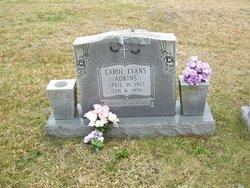 Carol <i>Evans</i> Akins