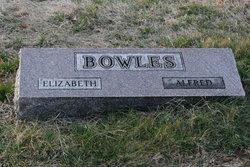 Elizabeth M <i>Anderson</i> Bowles