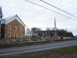 Organ Lutheran Church Cemetery
