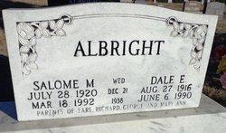 Salome M Albright