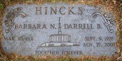 Darrell Bennie Hincks