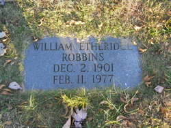 William Etheridge Robbins