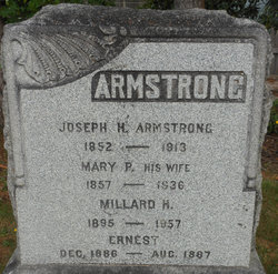 Ernest Armstrong