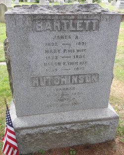 Mary P Bartlett