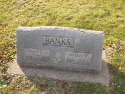 Dorothy A <i>Ream</i> Banks