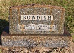 Charles A Bowdish