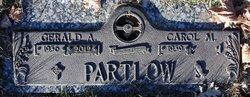 Carol M Partlow