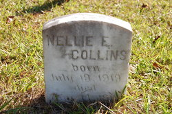 Nellie E Collins