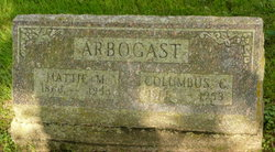 Christopher Columbus Arbogast